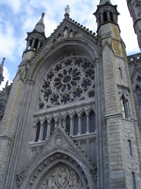 Gothic Cathedral in Cobh